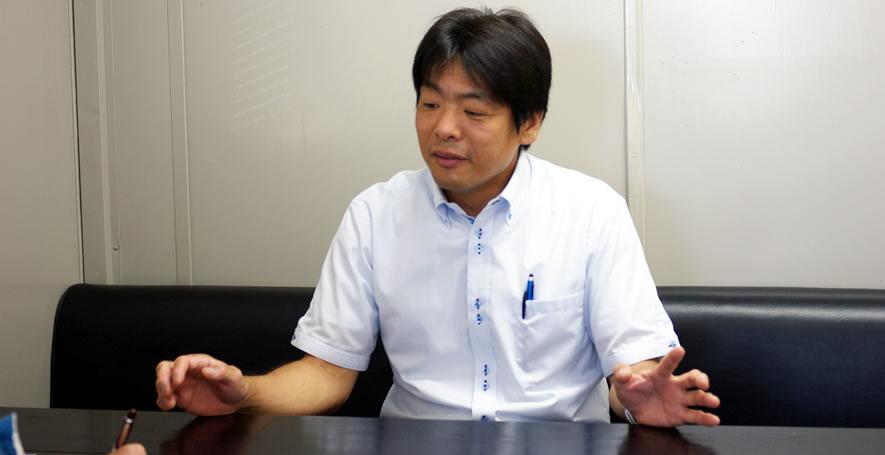 代表取締役 古川一郎